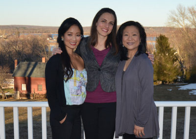 Chee-Yun, Julie Albers, and Mihae Lee
