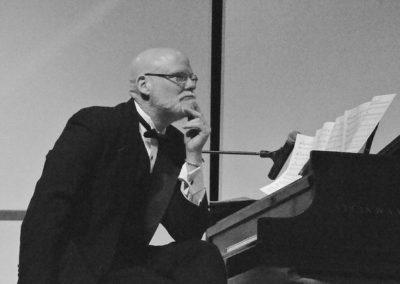 Jazz Coordinator Jeff Barnhart
