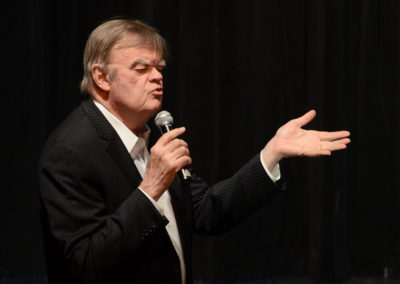 A special performance by Garrison Keillor for our 40th season