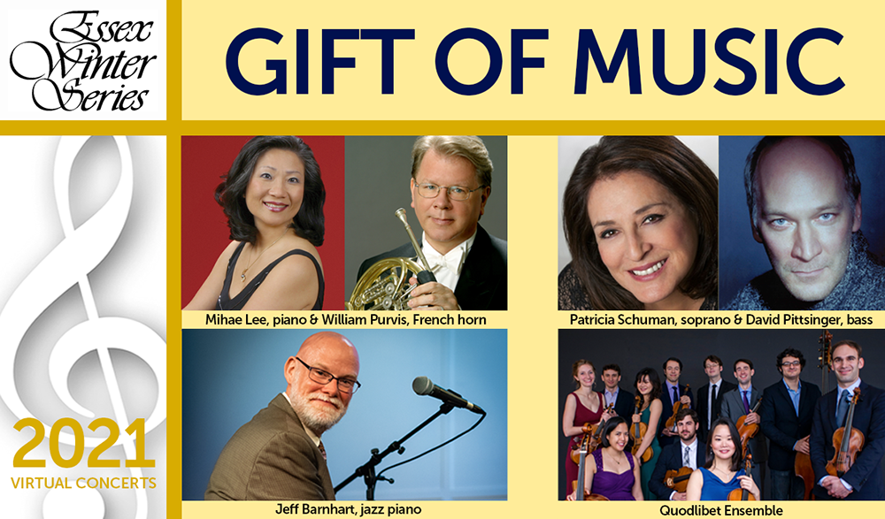 Gift of Music Free Virtual Concerts Return